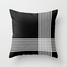 krizanje Throw Pillow by trebam - Cover x with pillow insert - Indoor Pillow Nautical Cushions, Scatter Cushions, Diy Pillow Covers, Cushion Covers, Sewing Pillows, Diy Pillows, Designer Bed Sheets, Modern Decorative Pillows, Black Throw Pillows