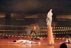 ".: Tari-Teater ""The Margin of Our Land"", Alpa pada As..."