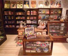 Dollhouse Miniatures Stores | Dollhouse Miniatures Food - iloveminiatures.com - Stores