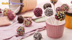 Cake pops...I <3 GialloZafferano
