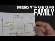 Emergency Action Plans for your Family - YouTube Survival Videos, Simple Living, Prepping, University, Action, How To Plan, Youtube, Travel, Group Action