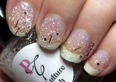 i love the finger nails