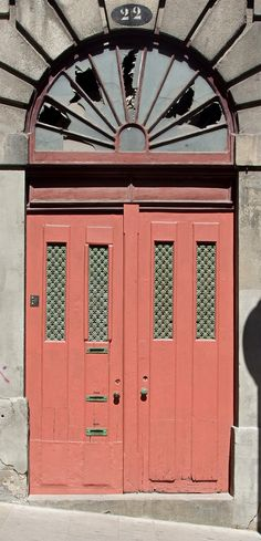 TWIN DOORS Nº3 | Old Portuguese Stuff