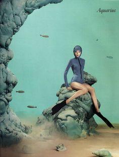 vogue UK aquarius