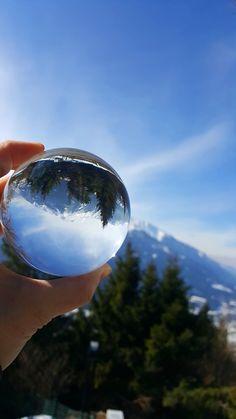 Winter in Mösern - Inn Valley #austria #tyrol #Mösern #crystalball #alps #olympiaregionseefeld Austria, Blog