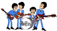 The Beatles Paul Cartoon Character