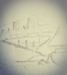 "Second quick sketch on GOT ""Troubles in King's Landing"". #got #sketch #kingslanding #drawing #gameofthrones #lannister #dayinspiration #sketches #fantasy #artofdrawingg #likesforlikes"