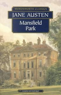 The 2007 TV movie Mansfield Park, about a poor girl who looks for love while living with her aunt and uncle's rich family, is based on the classic novel by Jane Austen. Jane Austen Mansfield Park, Wordsworth Classics, Rich Family, Looking For Love, Cover Art, Worlds Largest, Movie Tv, Novels, Reading