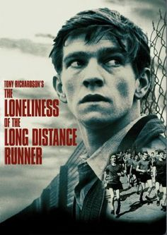 The Loneliness of the Long Distance Runner movie cover