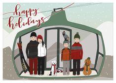 Custom Holiday Card