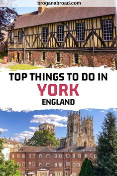 Things to do in York, England | Itinerary in York, England | Travel Tips for York, England | Best places to visit in York, England | Cutest places to see in York, England | How to spend a weekend in York, England| How to spend two days in York, England | Weekend itinerary in York, England | Two day itinerary in Lombardy, Italy | York England City Guide | Travel guide to York, England | Where to eat in York, England | Where to Stay in York, England #york #england #uk #travel