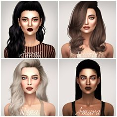 Nonaaa Sims — Its finally here - my first sim dump God it was...