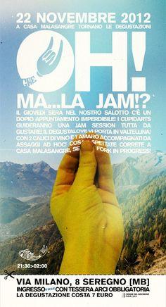 Oh! Ma...La Jam!?