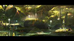 Samorost 3 fanart by Romain Jouandeau   Fan Art   2D   CGSociety