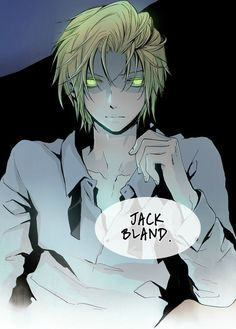 Manga: American Ghost Jack Really good Korean manga. I really liked this and read it in one night.