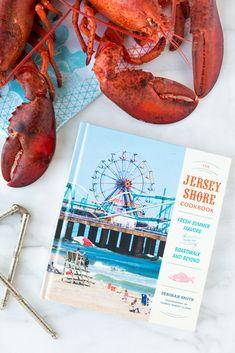 The Jersey Shore Cookbook   Striped Spatula