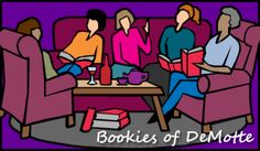 The Bookies of DeMotte meet at 2 pm or 7 pm the third Tuesday of the month (no meeting in June or December). Click through for titles.