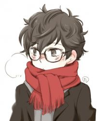 Role Playing - YWW Community 5 Anime, Anime Chibi, Anime Guys, Cute Anime Boy, Anime Love, Cute Anime Character, Character Art, Anime Glasses Boy, Akira Kurusu