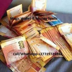 Magic Wallet in Botswana Namibia Soweto Sandton Johannesburg Durban