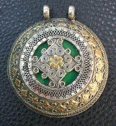 Wonderful Kazakh pendant