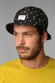 Stussy Polka Dot Bucket Hat #urbanoutfitters