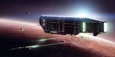 Here's the story: Big Buddha is a name of a giant spaceship which carries heavy mining equipment for mining operations on distant worlds. Mining Systems Inc. is one of the largest corporations manu...