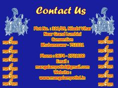 For Corporate Event Planner in Bhubaneswar, wedding planners, marriage party decorations & bridal makeup, get the best price quote from Mangalam Pvt. Ltd. http://www.mangalampvtltd.in/service.php