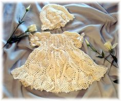 Image detail for -Baby Crochet Dresses Patterns - Product Reviews, Compare Prices - Easter