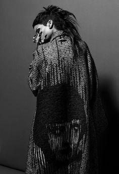 senyahearts:  Rihanna for 032c. Issue #25 Winter 2013/2014 Photographed by: Inez & Vinoodh