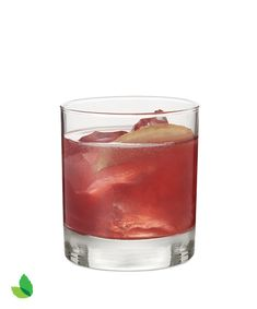 Ginger-Lemon Cranberry Cocktail Recipe with Truvía® Natural Sweetener