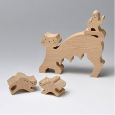 "Ребенка три кошки | "". Ю план"" игрушки множество деревьев KA115"