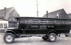 school days in 1930 | Our family didn't live in Black Diamond. We came on the school bus ...
