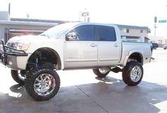 Nissan_Titan_419 | 2004-2013 Nissan Titan 12'' Lift Kit 2WD/… | Bulletproof Suspension | Flickr
