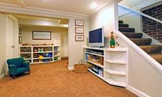 finished basement ideas on a budget - Google Search