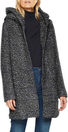 Crème Weißes Leopard Taschen Cowl Neck Tunnelzug Pulli Hoodie Kapuzenpullover Damen Naketano Nachgemacht Naketano Sale
