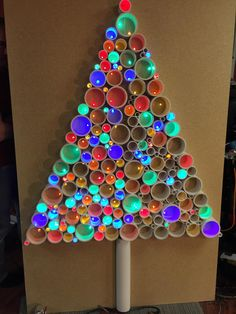 My Dad Decided Normal Christmas Trees Are Too Boring... - Imgur