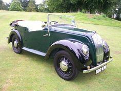 Morris Eight Series E Tourer (1939)