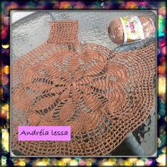 Crochet Chart, Crochet Doilies, Straw Bag, Burlap, Reusable Tote Bags, Diy Crafts, 1, Clothes, Crochet Poncho