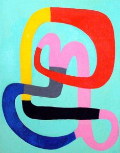 Andrew Masullo's paintingsstrike awe with color, figures, and bearing.    Sometimes cheerful, sometimes conflicted, they can inspire long meditations.