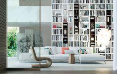 Design Kasten - Onze collectie design kasten biedt exclusieve kasten van topmerken als: Giorgetti, Poliform, Porro en Arco.