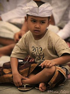 "Balinese Child ""The Essence"". Bali, Indonesia"