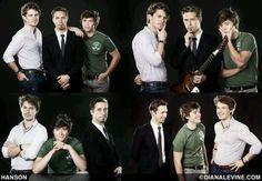 Hanson. Love them! :)