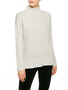 The Wonderer Sweater - Sanctuary cable knit sweater