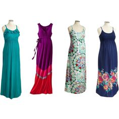 """""""Maternity Maxi"""" by retrogalusa on Polyvore"""