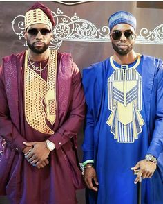 Hello,Today we bring to you Agbada Outfits for men from Our African Fashion community. These Agbada African Dresses Men, African Attire For Men, African Clothing For Men, African Shirts, African Wear, African Style, Nigerian Men Fashion, African Men Fashion, Mens Fashion