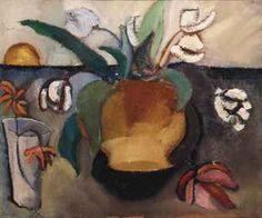 CHARLEY TOOROP (1891-1955)  VAAS MET TULPEN    http://www.christies.com/lotfinder/paintings/charley-toorop-vaas-met-tulpen-5677705-details.aspx?from=searchresults=5677705=0a3d6674-64ba-4d04-a4cd-ea19aa649639