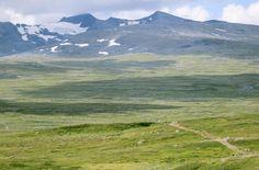 Jämtlandstriangeln.