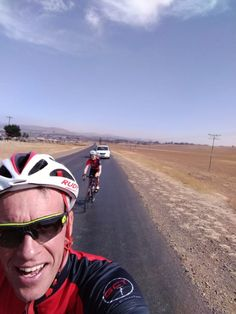 Day 2 - July - Standerton to Piet Retief - Cycle The Cape Cape Town, Oakley Sunglasses, Cycling, Bicycle, Tours, Biking, Bike, Bicycle Kick, Bicycling