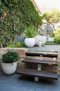 Small city garden wi