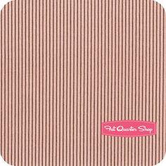 Birdsong Pink Pin Stripe Yardage SKU# 7120-NE